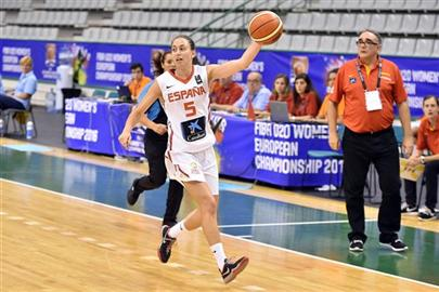 Selección U20 de baloncesto femenino. Foto FIBA.