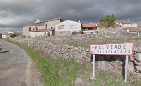 Valverde de Valdelacasa. Foto google maps
