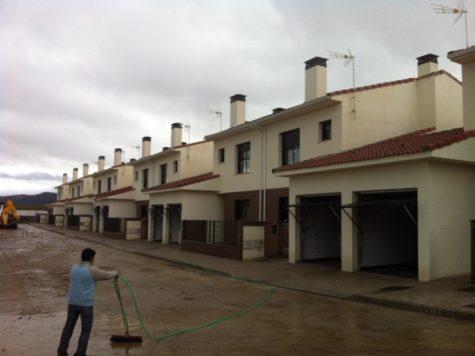 Viviendas de VPO en Santibañez de Béjar. Foto certificacionenergeticavalladolid.es