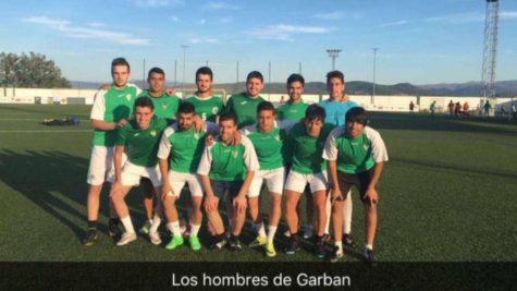 Los hombres de Garban. Foto Soccer Indoor.