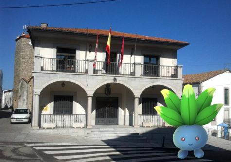 Caza de pokemos en Ledrada, simulada.