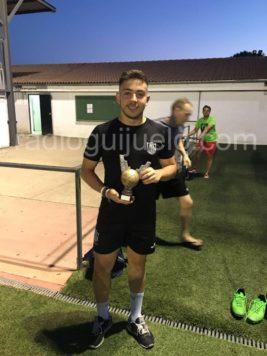 mejor portero Futbol 7