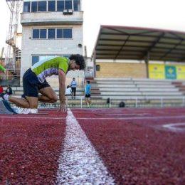 David Alejandro compitiendo. Foto D.A.