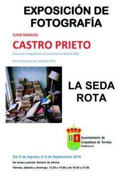Exposición fotográfica en Cespedosa.