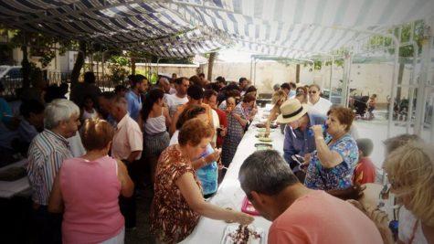 Fiestas Guijo de Ávila. Foto Bar Guijo.