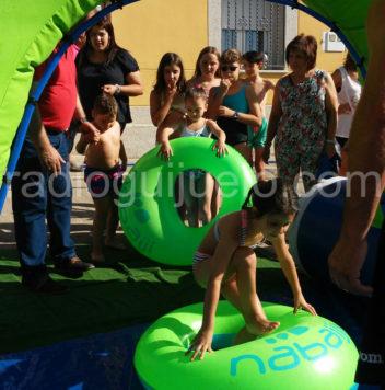 Fiestas en Cabezuela de Salvatierra.