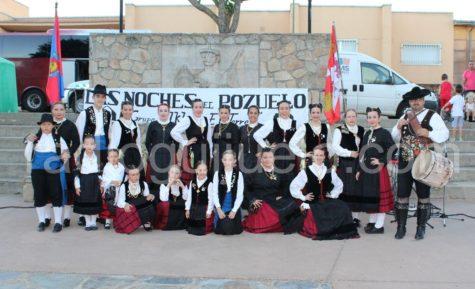 Grupo El Torreón en las XIX Noches del Pozuelo.