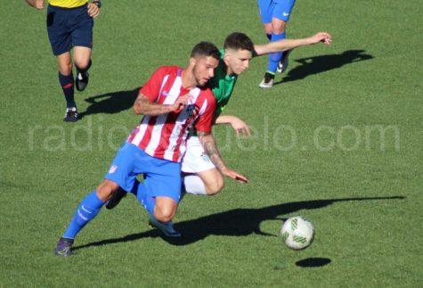 Partido amistoso entre el C.D. Guijuelo y el Atco. de Madrid B.