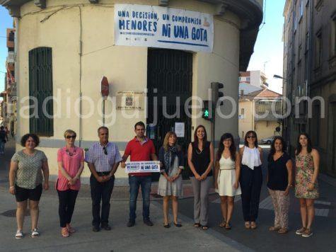 Presentación de la campaña de prevención de consumo de drogas y alcohol.