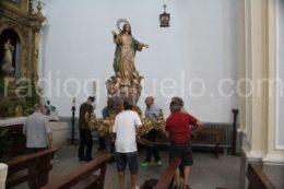 Nuestra Señora de la Asunción.