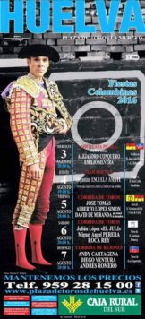 Cartel Feria de Huelva