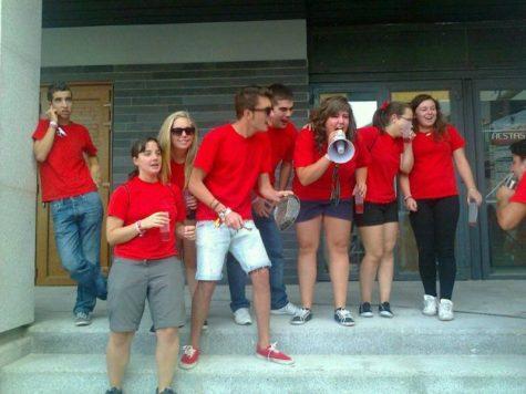 Jóvenes de Cespedosa. Foto Cespedosa Joven