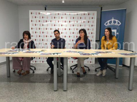 Presentación de la agenda de actividades del mes de octubre en Guijuelo Joven.