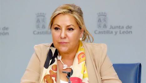 Rosa Valdeón. Foto E.P.