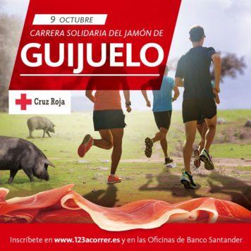 Carrera solidaria en Guijuelo
