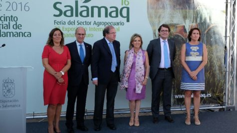 Inaguración de Salamaq 2016. Foto Salamaq 2016