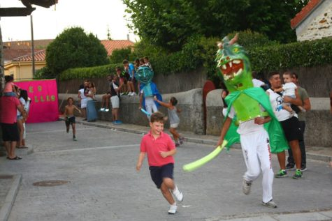Fiestas en Aldeavieja. Foto Ayto. Aldeavieja
