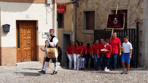 Fiestas en San Esteban. Foto Antonio Labrador.