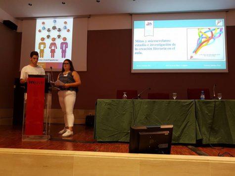 Alumnos del IES en Málaga. Foto IES Vía de la Plata.