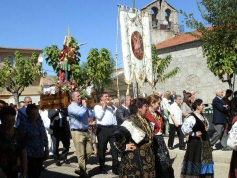 Fiestas en San Miguel de Valero. Foto San Miguel de Valero es más