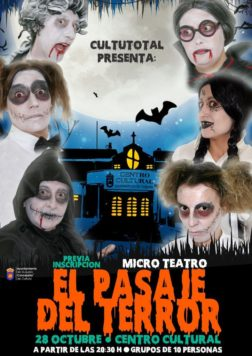 Halloween en el Centro Cultural de Guijuelo