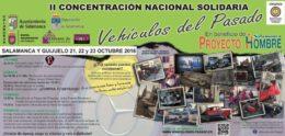 II concentración nacional de vehículos antiguos