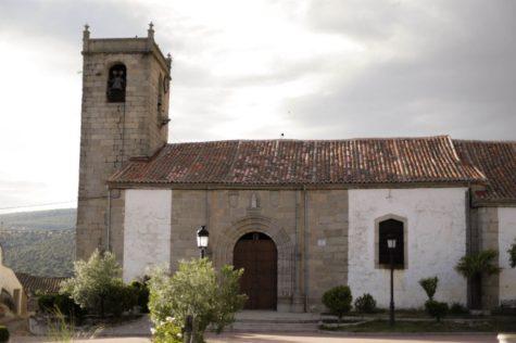 Iglesia Parroquial de Fuentes de Béjar. Foto casaelrincondelabuelo.com