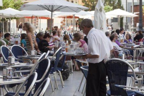 Una terraza en verano. Foto elmundo.es