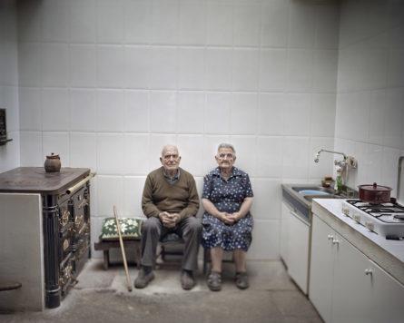 Exposición de fotografías Cespedosa de Juan Manuel Castro Prieto. Foto xatakafoto.com.