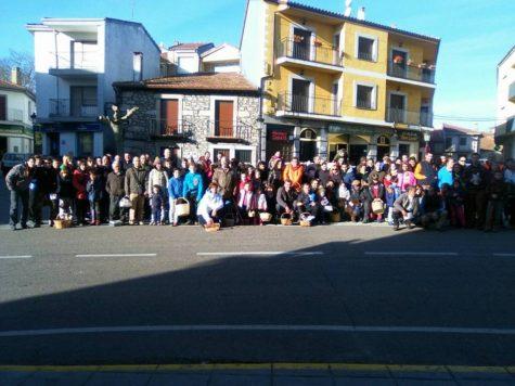 Jornada Micológica en Linares. Foto Ayto Linares