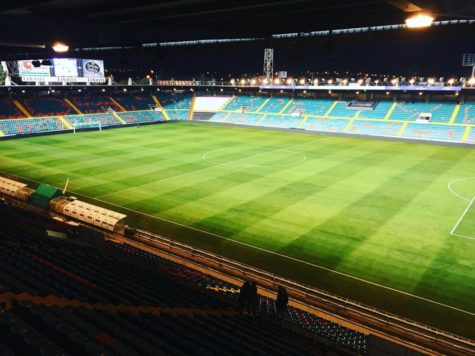 Estadio Helmántico. Foto C.D. Salmantino.