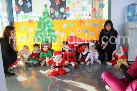 Fiesta de Navidad en la Guardería