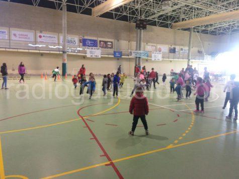 Jornada de Deporte Adaptado en el Pabellón de Guijuelo