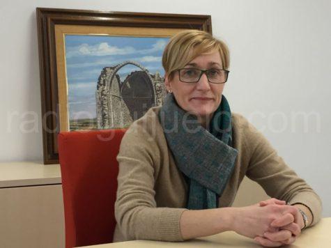 La concejal de Binestar Social, Yolanda Alonso.