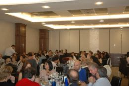 Cena solidaria a favor de la AECC
