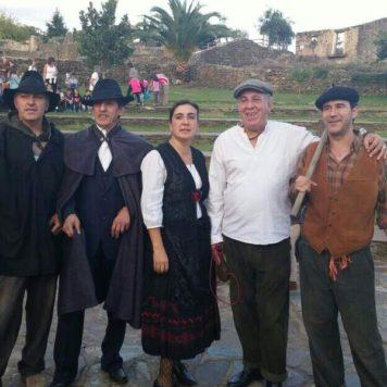 Grupo Aburejo. Foto fatexteatro.es.