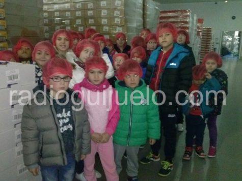 Niños de Navicolonias en Dulca.
