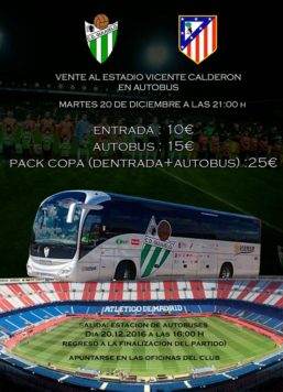 Viaje al Calderón