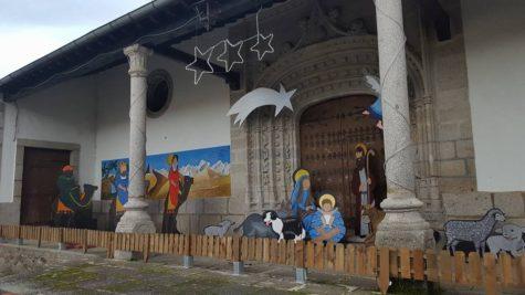 Belen de Santibañez de Béjar. Foto Santibañez.