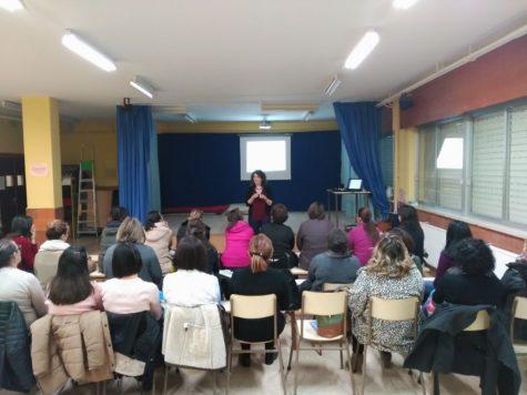 Jornada sobre estilos educativos en el Cervantes. Foto Colegio Miguel de Cervantes