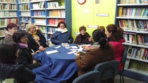 Biblioteca de Endrinal. Foto Biblioteca de Endrinal.