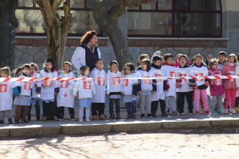 Carrera Save the Children en el Filiberto