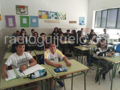 Alumnos IES Via de la Plata
