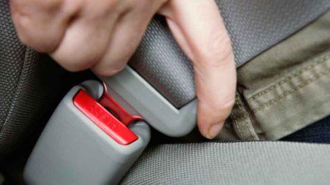 Cinturón de seguridad. Foto autopista.es