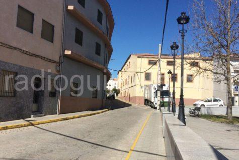 El Ayuntamiento actuará en la zona de la calle del Altozano