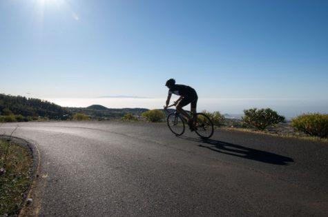 Ruta de ciclismo. Foto webtenerife.com