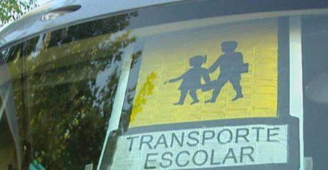 Transporte escolar. Foto: archivo.