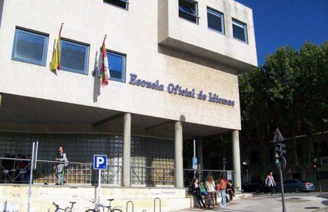 Escuela oficial de idiomas de Salamanca. Foto Crónica de Salamanca