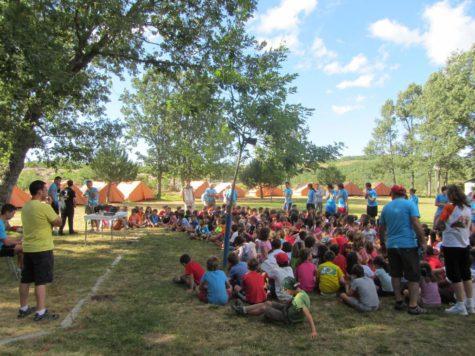 Campamento de verano en La Legoriza