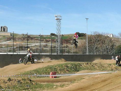 I Motocross Villa de Guijuelo. Foto Roberto García